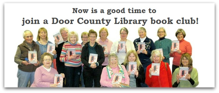 Join a Door County book club!